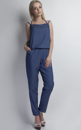 Denim jumpsuit by Lanti Product photo