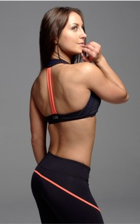 Blaster Sports Bra by Mirelle Activewear