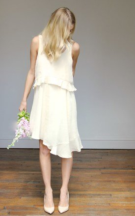 Layer frill frock by Never Fully Dressed Product photo