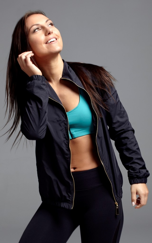 SPORT TRAINING JACKET by Mirelle Activewear