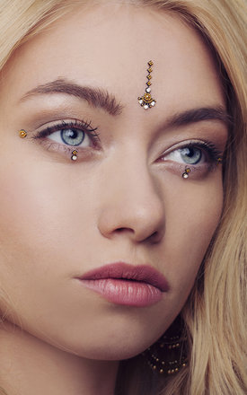 Goddess bindi cluster set by IN YOUR DREAMS Product photo