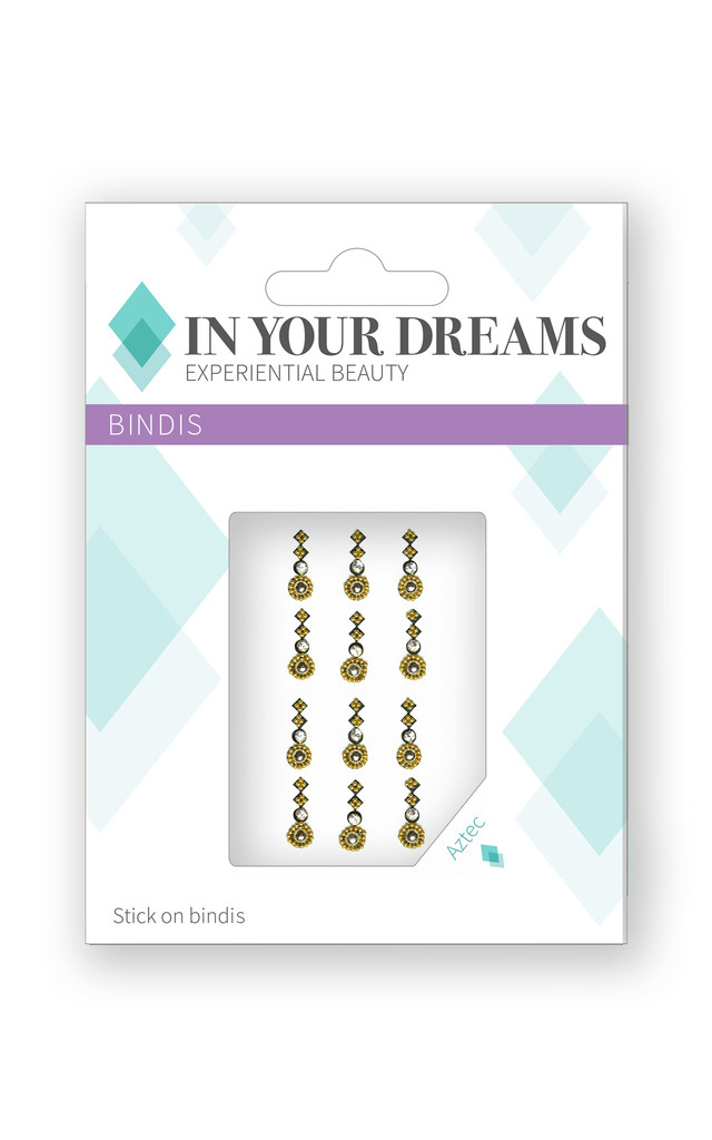 Aztecs Bindis by IN YOUR DREAMS