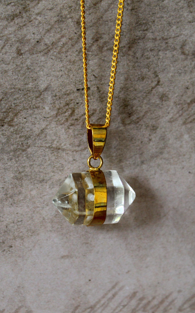 Elektra necklace by Mara Jewellery