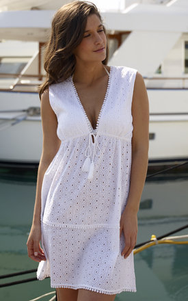 Palma dress by La Mandarine Beachwear Product photo