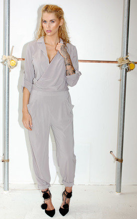 Jude jumpsuit grey by Never Fully Dressed Product photo