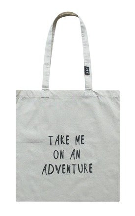O&f take me on an adventure bag by Olive and Frank Product photo