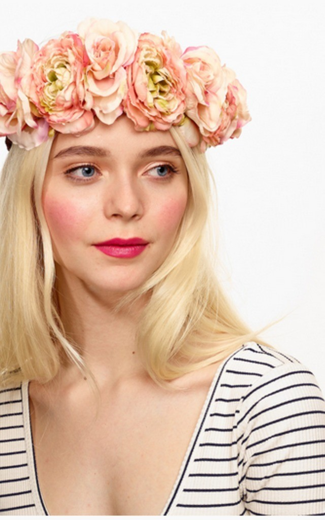 BLOSSOM Floral Crown Headband by Rock N Rose