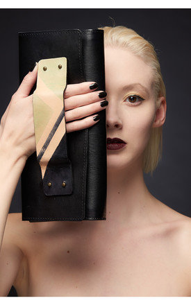 Art Deco Clutch Bag by Renush Product photo