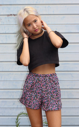 Jenny floral shorts by HEBA Clothing Product photo