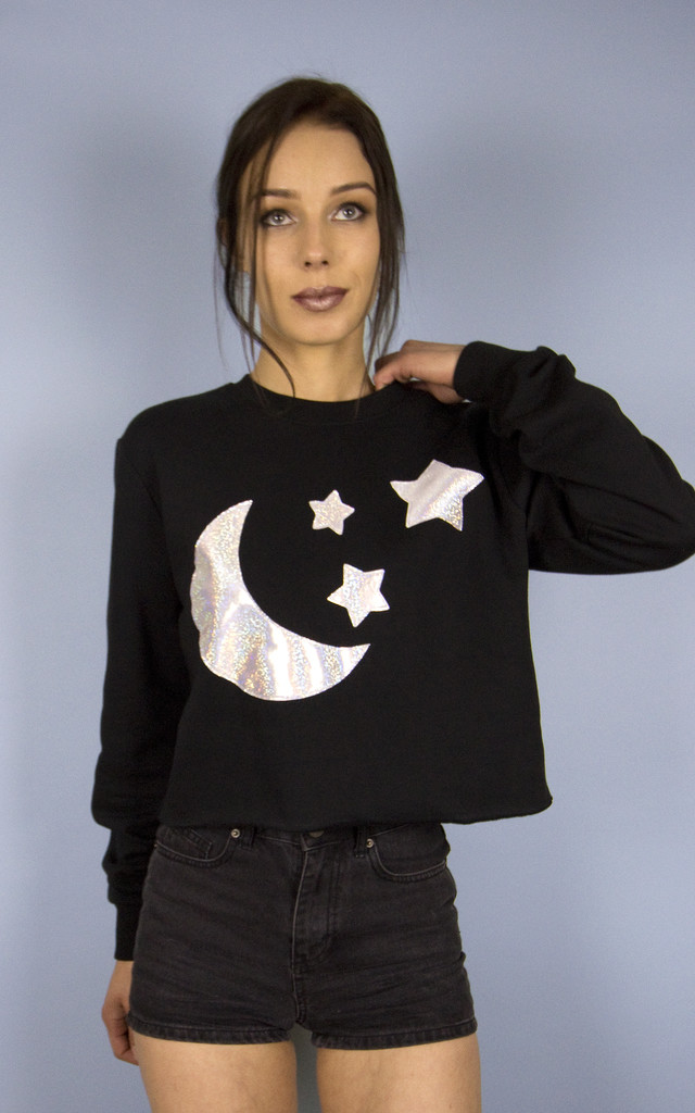Starry Night Sweatshirt by Find the Light