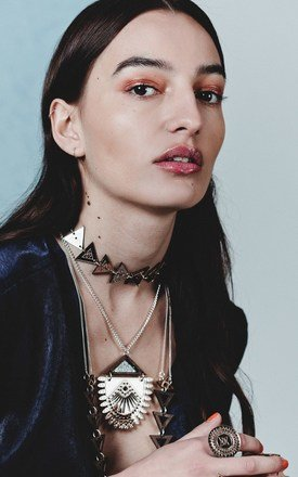 Trikon Choker by Anisha Parmar London