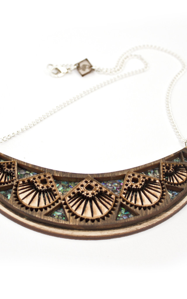 Raja Necklace by Anisha Parmar London