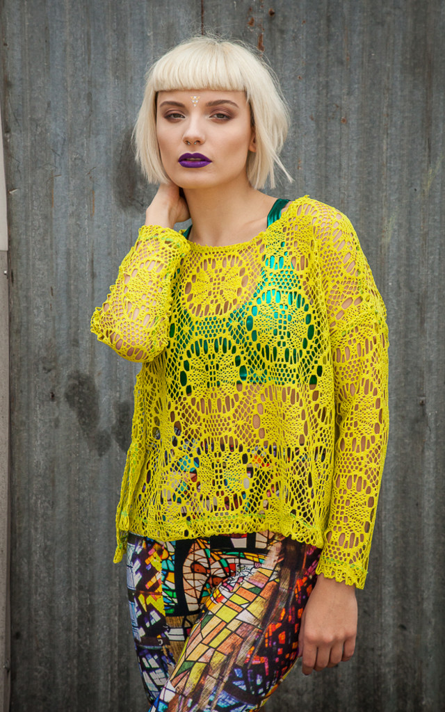 Crochet Lace Top by Get Crooked
