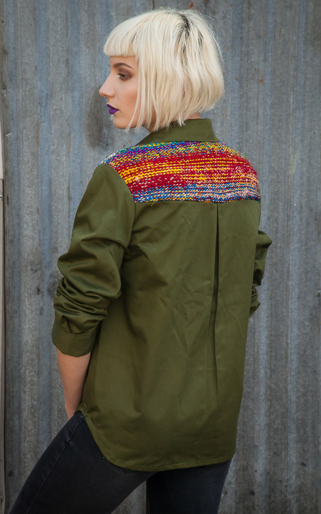 Handmade Utility Jacket by Get Crooked
