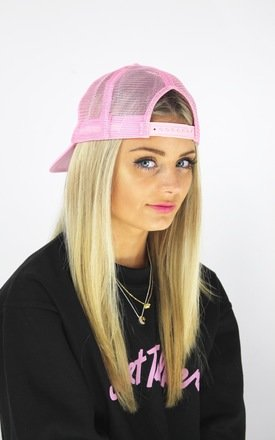 Baby pink mesh 90's cap by Cats got the Cream Product photo