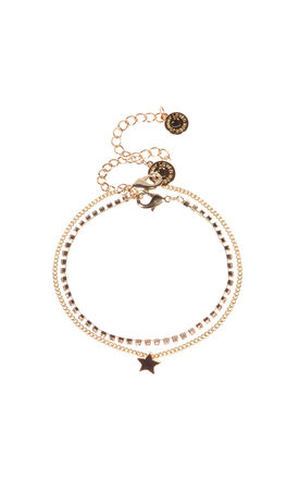 Star Bracelet Cracker by Johnny Loves Rosie