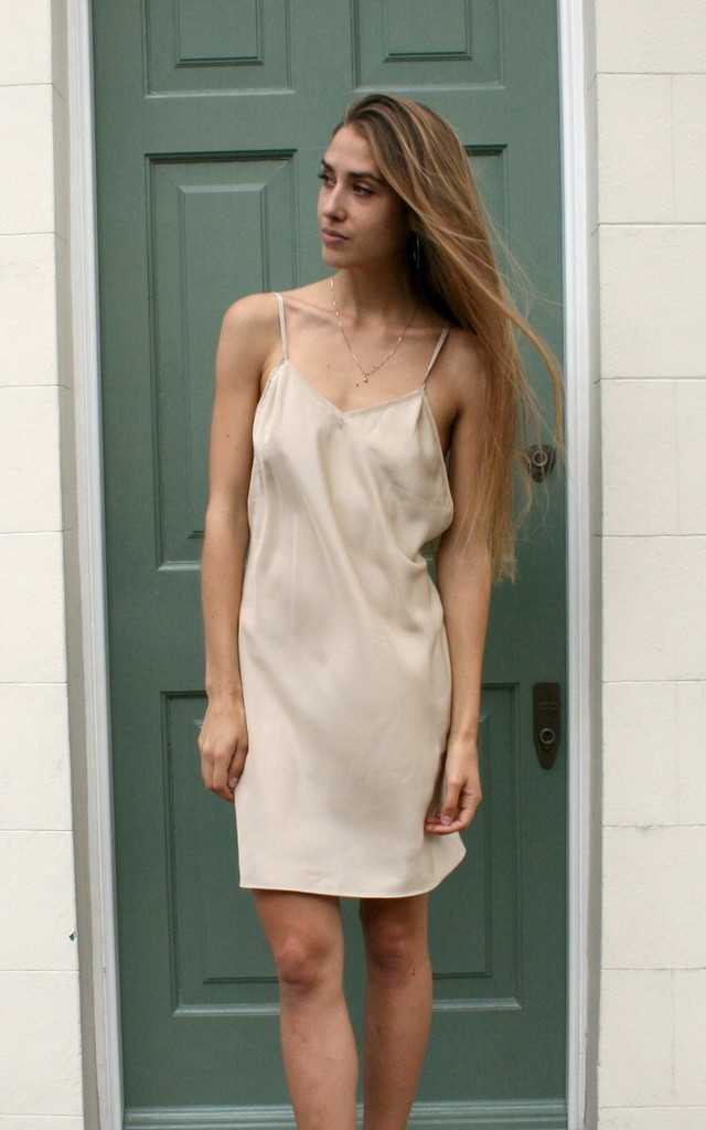 CARRIE Slip Dress by Maria Steffani