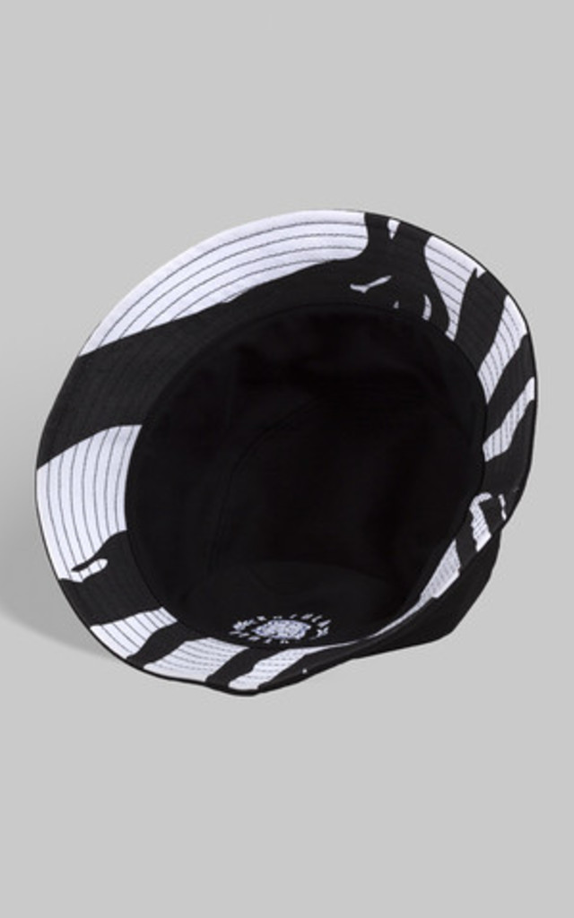 KUTULA REVERSIBLE BUCKET HAT by Kutula