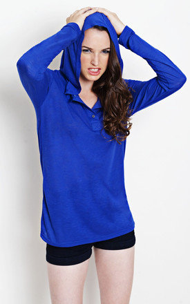 Cobalt henley by Kings of Cole UK Product photo