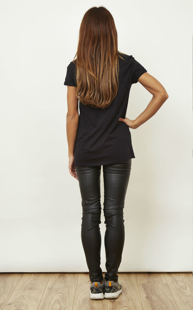 Best in Black T-Shirt by Adolescent Clothing