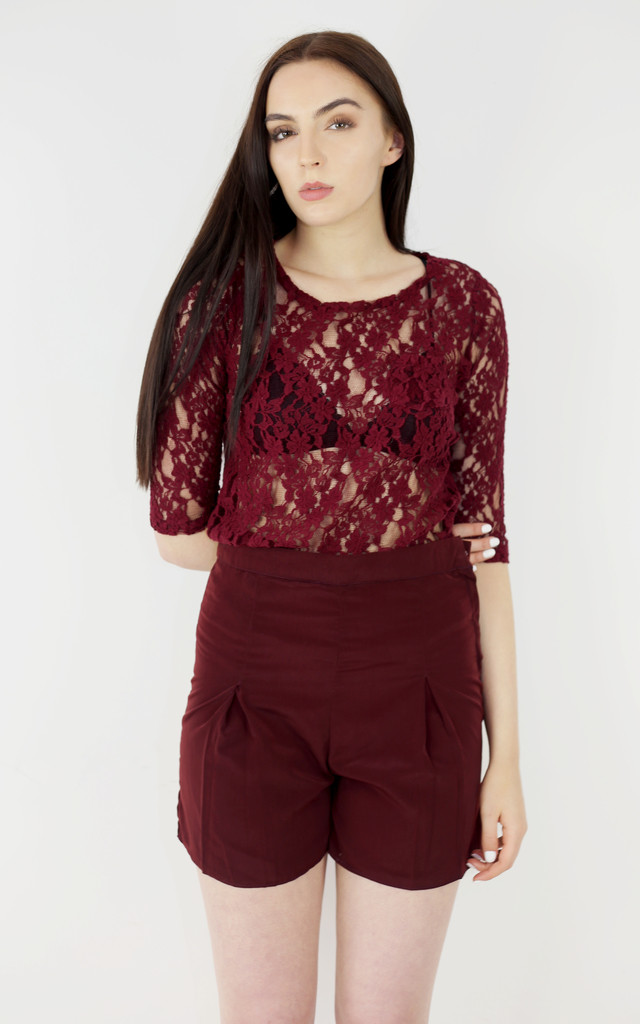 Amber - Lace top by Madia & Matilda