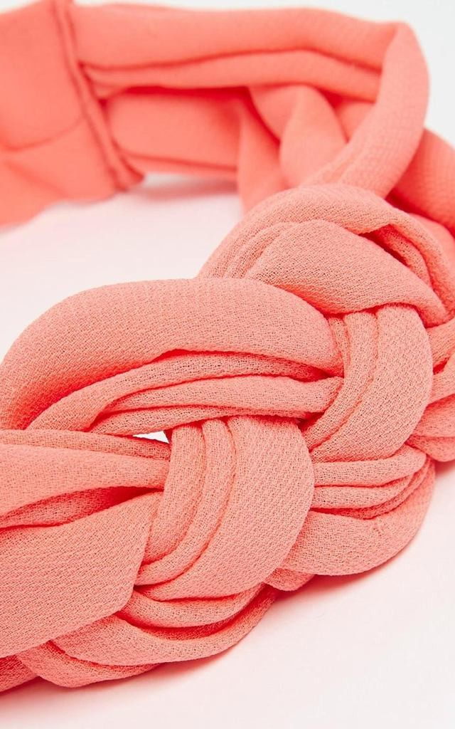 Kori Coral Knot Headband by Johnny Loves Rosie