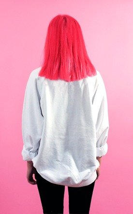 Oversized Pink Unicorn Jumper by Tallulah's Threads
