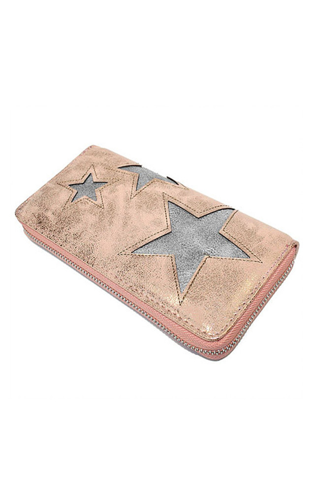 Pink Star Purse by VeryGirly