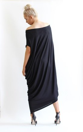 Gina Asymmetric Tunic Dress by LagenLuxe