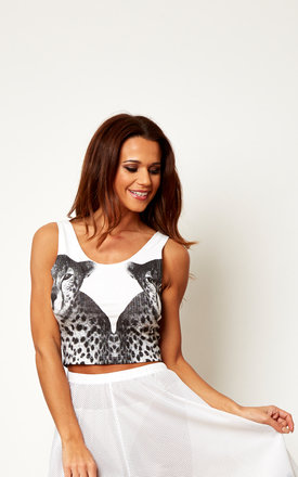Cheetah Top by We Are Still Bold and Beautiful