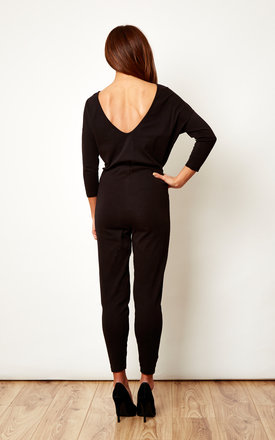 Black Jumpsuit by We Are Still Bold and Beautiful