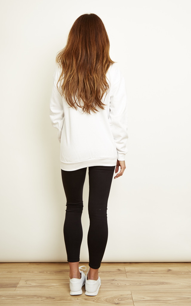 Rose Sweatshirt by We Are Still Bold and Beautiful