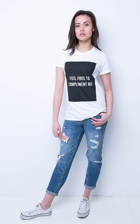 Feel Free T-Shirt by Adolescent Clothing
