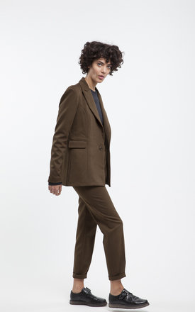 Ana Classic Suit Jacket by RA+RE
