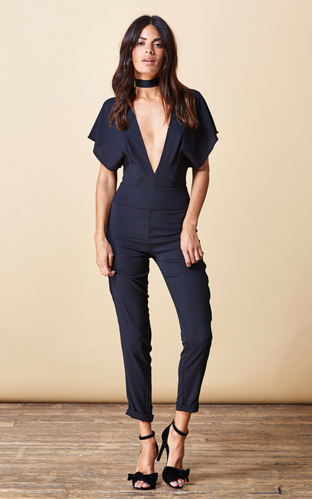 Venus Jumpsuit in Black image