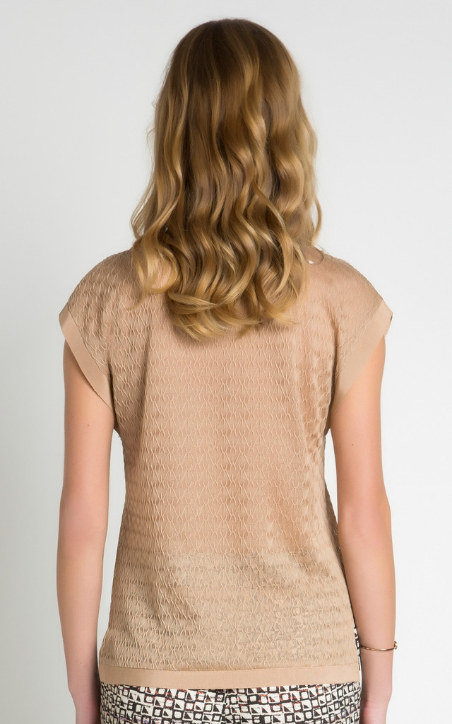 Knitted Top by URBAN TOUCH