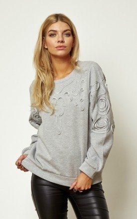 Visolo Sweater Top by VILA