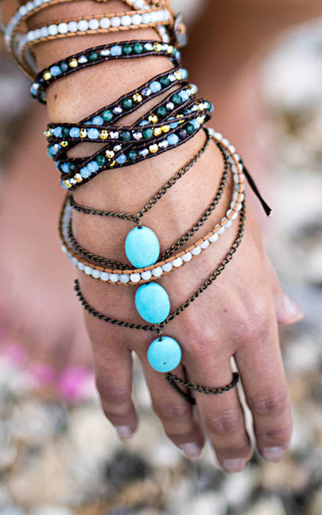 Festival Hand Jewellery by Collections by Hayley