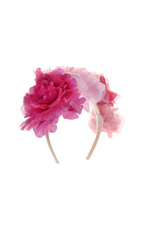 Reina Corsage Hairband by Johnny Loves Rosie