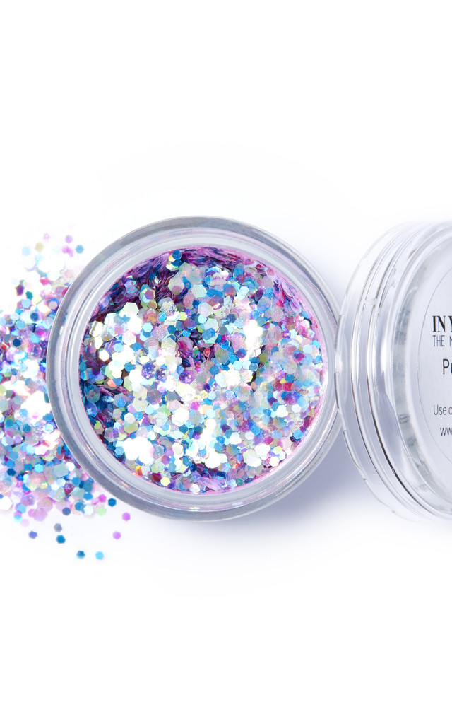 PURPLE UNICORN, CHUNKY GLITTER by IN YOUR DREAMS