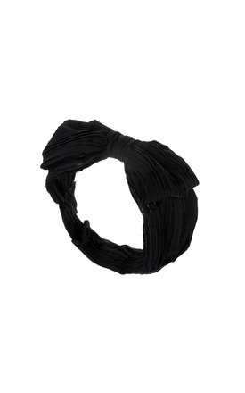 Black Jamie Headband by Johnny Loves Rosie