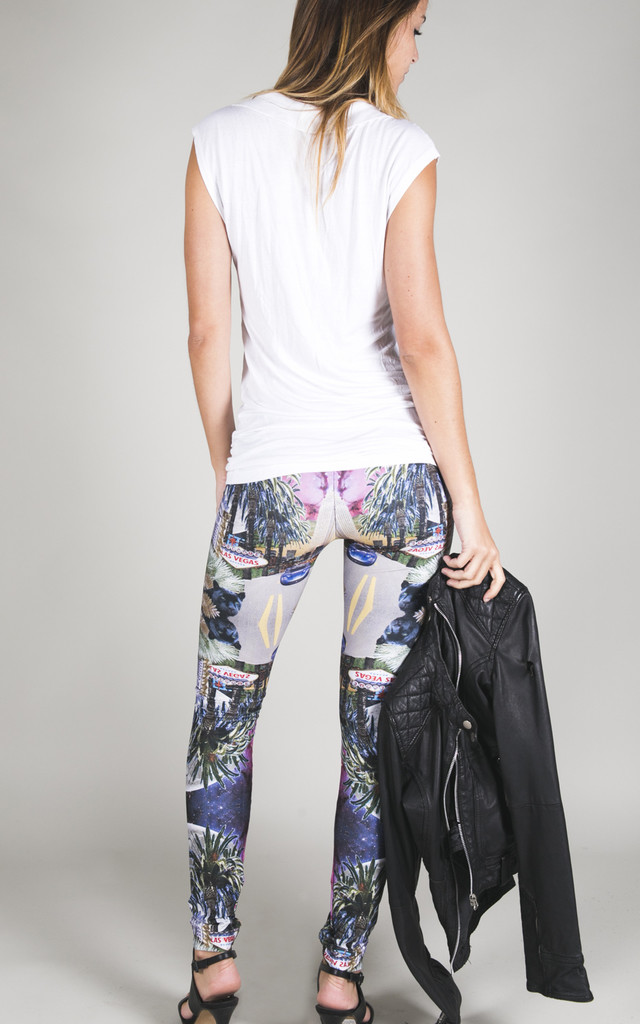 Legging Pants - Las Vegas by ELEYTE