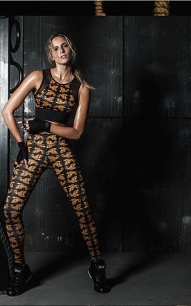 FREE WAY LEGGINGS by Mirelle Activewear