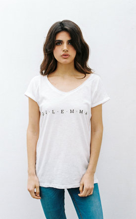 Dilemma t-shirt by The Vintees T-Shirts Co.