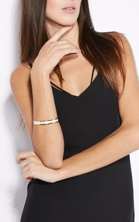 SW19 Postcode Bangle by Florence London