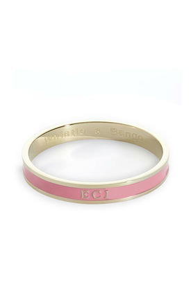 EC1 Postcode Bangle by Whistle & Bango