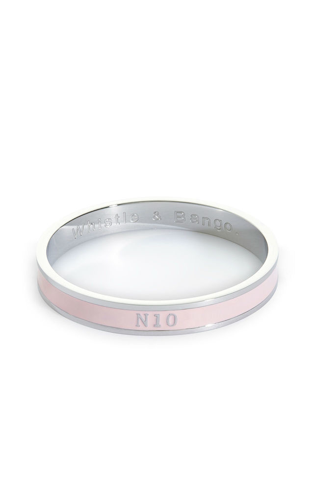 N10 Postcode Bangle by Florence London