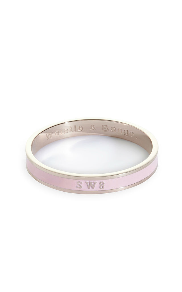 SW8 Postcode Bangle by Florence London
