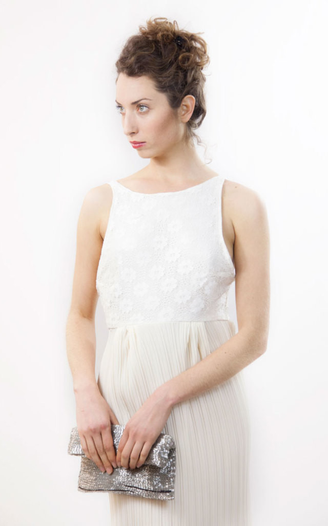 Katherine - Empire line Dress by Madia & Matilda