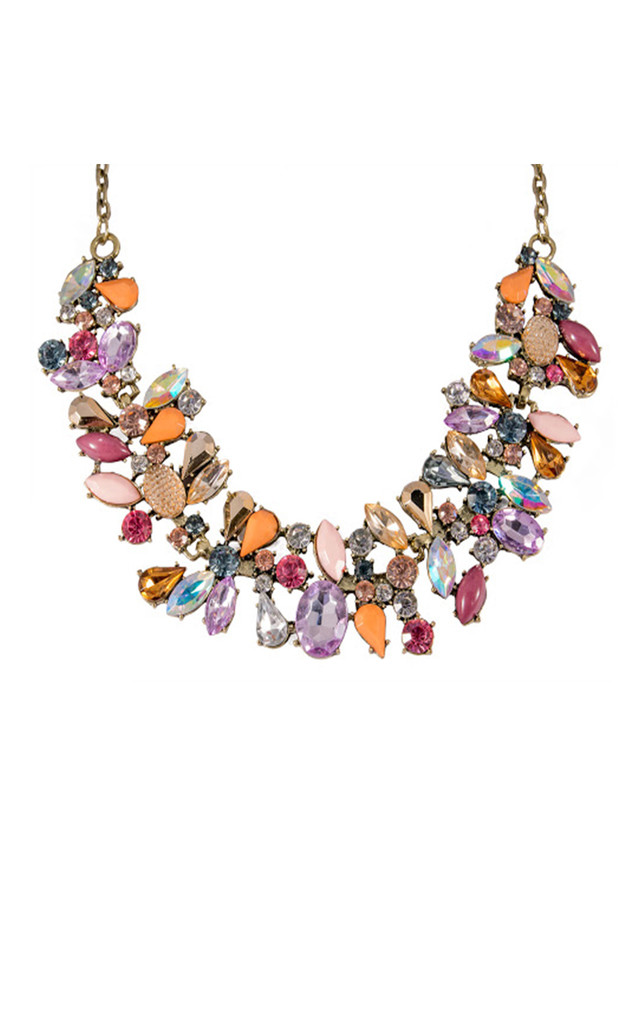Prange Statement Necklace by Blondie Rocks